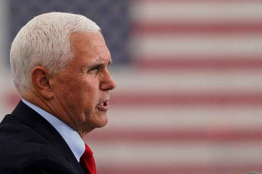 Mike Pence contemplating the odds of a 2024 Presidential run