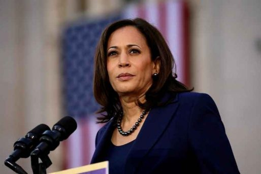 Kamala Harris debating her Presidential election odds for 2024