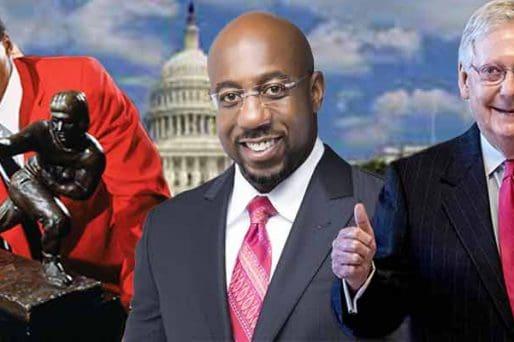 2022 US Senate Midterm Election Odds Favor The DNC