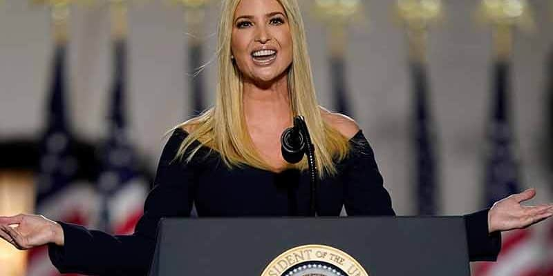 Betting odds for Ivanka Trump in 2024