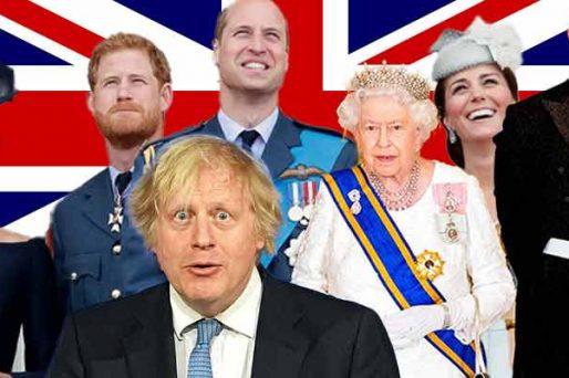 2021 British Royal Family Betting Odds