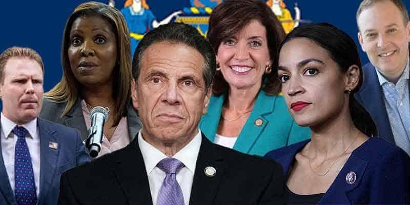 Cuomo Resigns AOC odds New York Governor