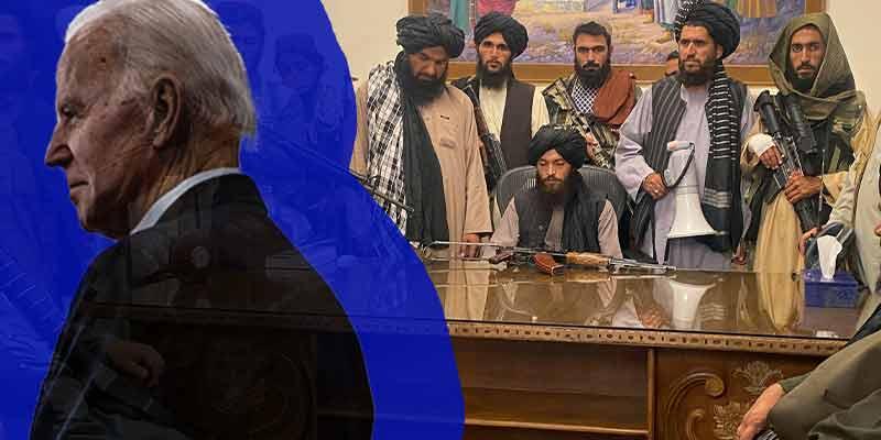 Taliban Afghanistan Biden Impeachment Odds