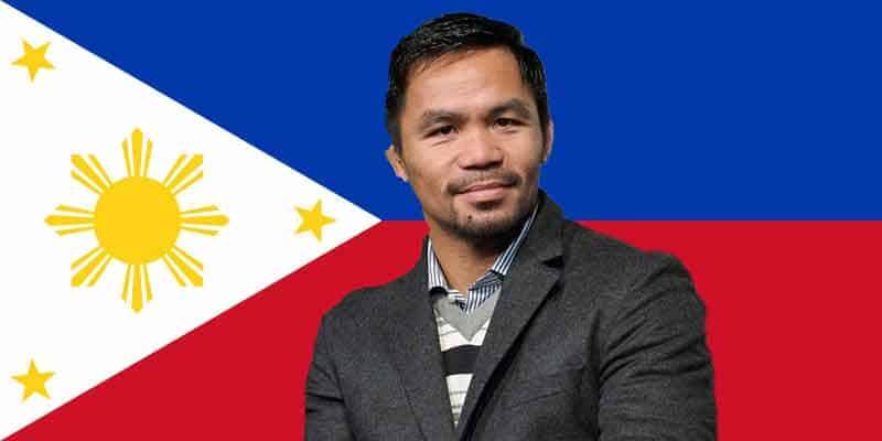 Philippines President Manny Pacquiao odds for election