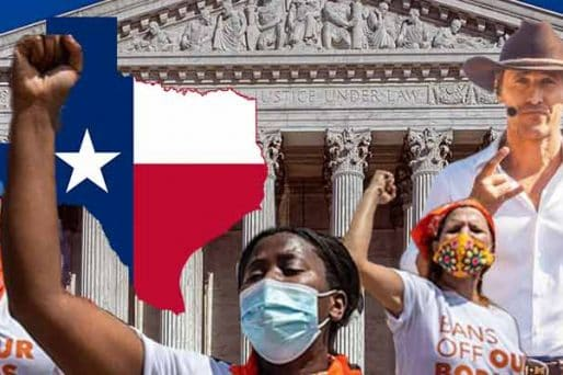 political odds ask is Matthew McConoughey running for Governor now that abortion law has passed in Texas
