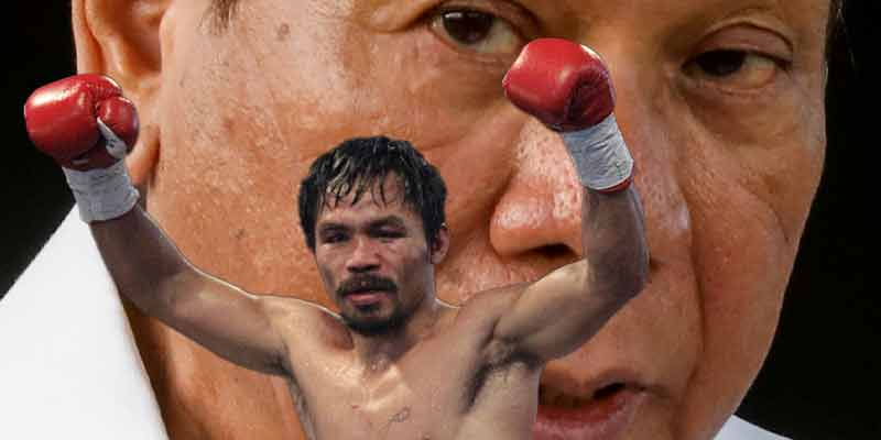 will Manny Pacquiao odds payout in 2022 for PH President